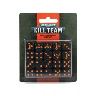 Kill Team: Ork Kommandos Dice Set Warhammer 40.000: Kill Team Games Workshop