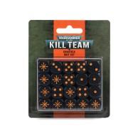 Kill Team: Chaotica Dice Set Warhammer 40.000: Kill Team Games Workshop