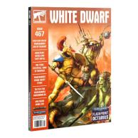 White Dwarf 467 Czasopisma o grach Games Workshop