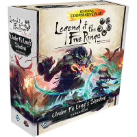 Legend of the Five Rings LCG: Under Fu Leng's Shadow Deluxe expansion Fantasy Flight Games