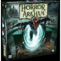 Horror w Arkham (3 edycja) : Tajemnice zakonu Pozostałe gry Galakta