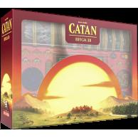 Catan: Gra planszowa – Edycja 3D Ekonomiczne Galakta