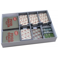 Folded Space: organizer do gry Food Chain Magnate Inserty - Folded Space Folded Space