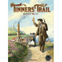 Tinners' Trail retail edition Ekonomiczne Alley Cat Games
