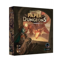 Paper Dungeons: A Dungeon Scrawler Game Przygodowe Alley Cat Games