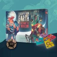 Excavation Earth: It Belongs in a Museum! (edycja Kickstarter) Przedsprzedaż Mighty Boards