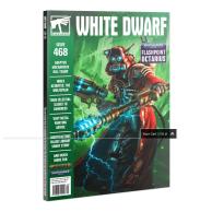 White Dwarf 468 Czasopisma o grach Games Workshop