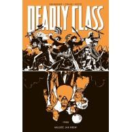 Deadly Class - 7 - 1988 Miłość jak krew Komiksy sensacyjne i thrillery Non Stop Comics