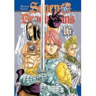 Seven Deadly Sins - 16 Shounen Studio JG
