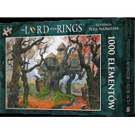 Puzzle Władca Pierścieni: Rhosgobel (1000 elementów) Fantasy Rebel