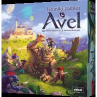 Kroniki zamku Avel Główna Rebel