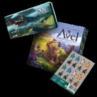 Pakiet Kroniki zamku Avel Przedsprzedaż Rebel