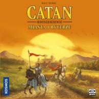 Catan: Miasta i rycerze Osadnicy z Catanu Galakta