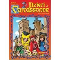 Dzieci z Carcassonne (edycja polska) Dla dzieci Bard Centrum Gier