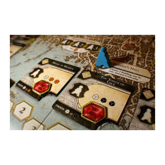 Dungeons and Dragons: Lords of Waterdeep